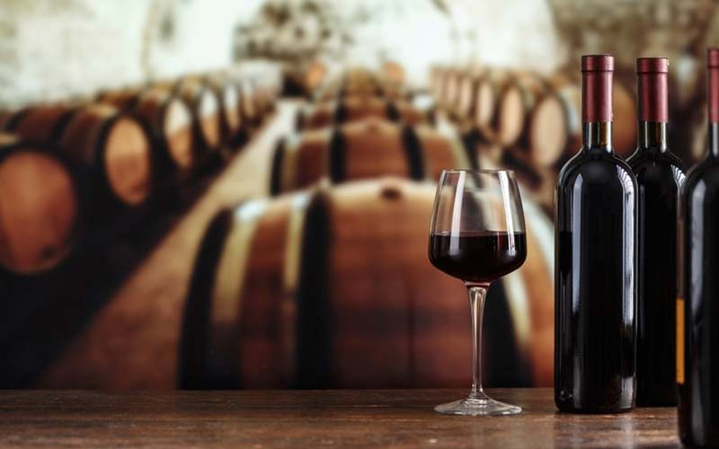 Contenitori per vino azzini