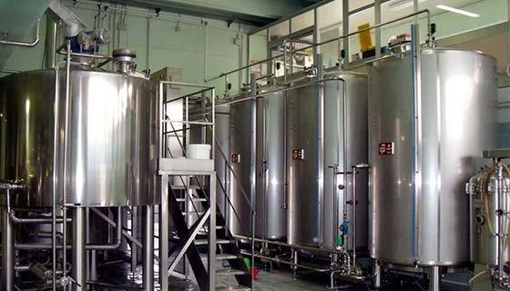 Serbatoi per birra azzini bevande
